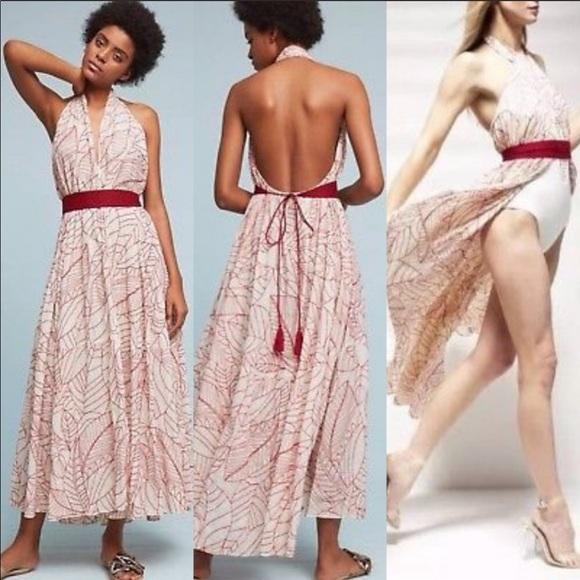 Anthropologie Dresses & Skirts - Anthropologie Samarkand maxi dress